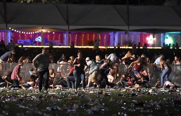 El Estado Islámico se reivindicó el tiroteo de Las Vegas