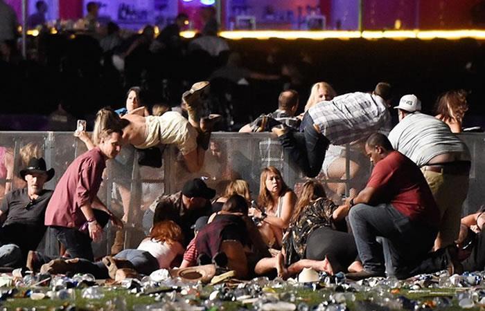 Las Vegas: Al menos 50 muertos y más de 400 heridos durante tiroteo