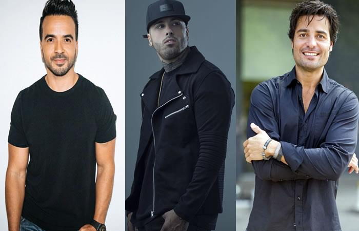 Puerto Rico: Nicky Jam, Luis Fonsi, Chayanne y Ricky Martín visitan su isla