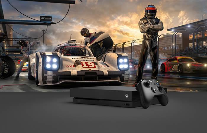 'Xbox One X' llega más potente que nunca