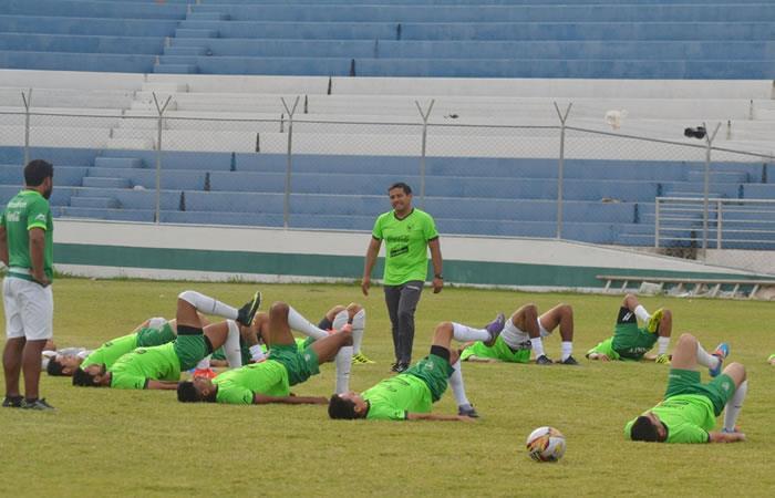La Verde entrenará en Santa Cruz preparando el choque contra Uruguay