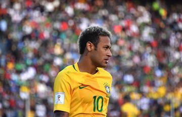 Neymar y las palabras que no gustan en Bolivia
