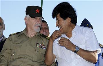 Evo Morales: Espíritu del Che dejó forjada lucha contra el imperialismo