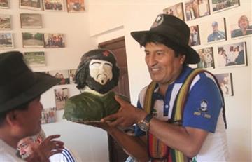 Jornadas en memoria del Che renuevan nuestro espíritu antiimperialista: López