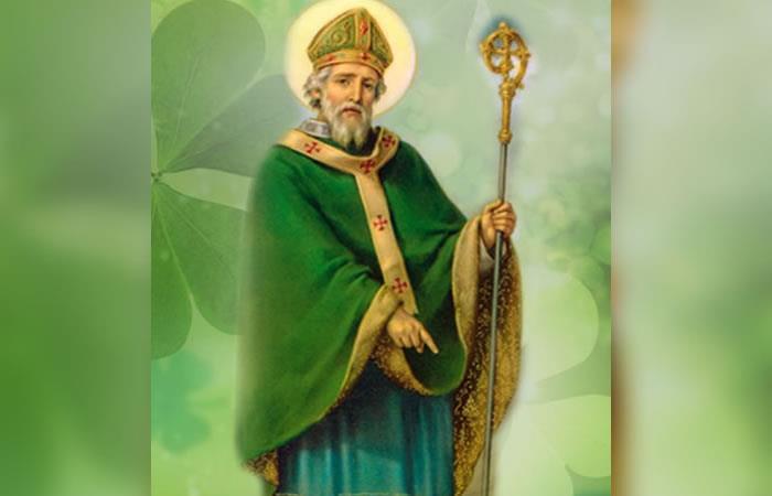 Oración a la coraza de San Patricio para los enemigos