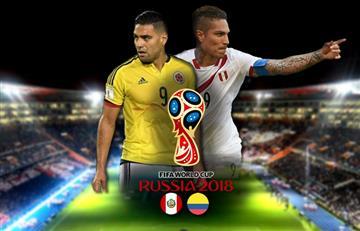 Perú vs. Colombia: Transmisión EN VIVO online
