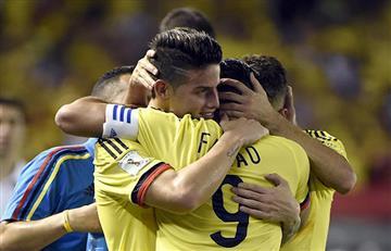 Selección Colombia mejor posicionada que Perú en la clasificación
