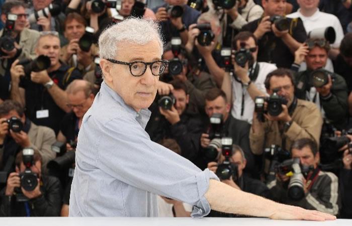 Woody Allen dice sentirse 'triste' por Harvey Weinstein