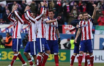 El Atlético de Madrid busca enderezar el rumbo en la 'Champions'