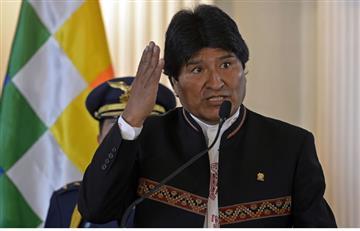 Evo Morales dice que quizá no habrá doble aguinaldo este año