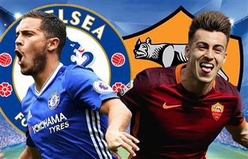 Chelsea vs. Roma: Transmisión EN VIVO online