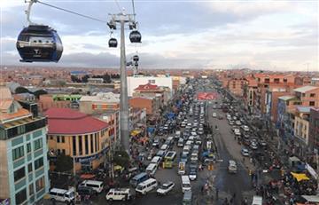 La Paz: Mi Teleférico inicia el viernes construcción de Línea Plateada