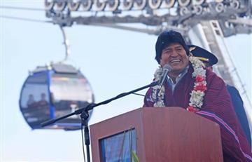 Las palabras de Evo Morales que conmemoran la fundación de La Paz