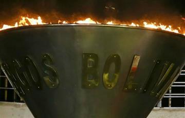 Juegos Bolivarianos: Antorcha llegará a Bogotá este 29 de octubre