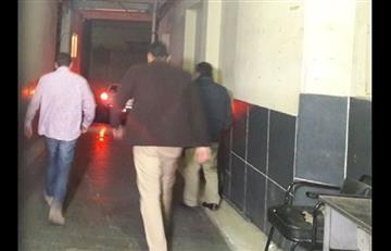 Funcionarios del Banco Unión son aprehendidos en Santa Cruz y trasladados a La Paz