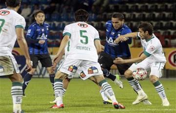 Mateo Zoch falló un penal y el Huachipato no clasificó a la Copa Chile