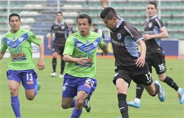 Bolívar goleó a San José en el torneo de reservas