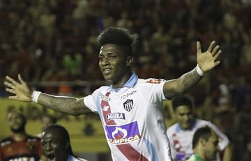 Junior derrotó a Sport Recife en Brasil, por la Copa Sudamericana