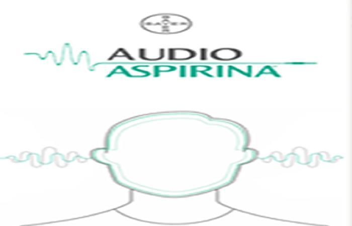Audioaspirina: ¿La app que cura el dolor de cabeza?