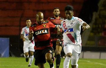 Copa Sudamericana: Junior con la ilusión de pasar a la semifinal ante Recife