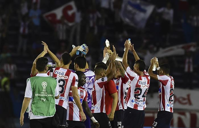 Junior clasifica a semifinales de la Sudamericana al igualar con Sport Recife