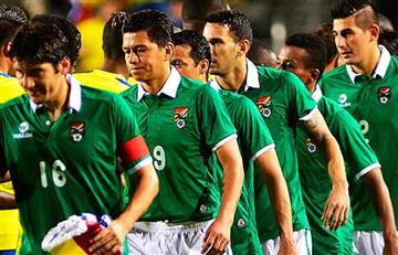 La Selección Bolivia dejó pasar este choque por falta de jugadores