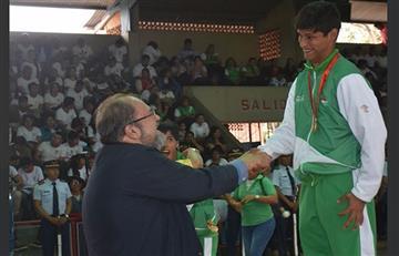 Santa Cruz y Cochabamba pugnan por ganar los Juegos Estudiantiles