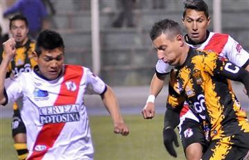 The Strongest obligado a ganar a Nacional Potosí para no perderse de los punteros