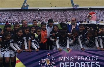Cochabamba se corona ganador de los VIII Juegos Deportivos Plurinacionales