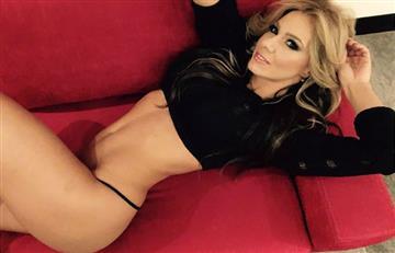 Con sensual video, Esperanza Gómez celebró la recuperación de su Instagram