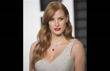 Jessica Chastain y su lucha para denunciar los abusos sexuales en Hollywood