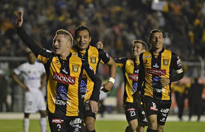 The Strongest consiguió tres puntos en su visita a Yacuiba