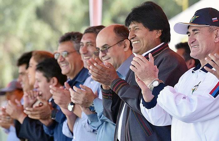 Evo Morales: Así conmemora los 207 años del nacimiento del Ejército de Bolivia