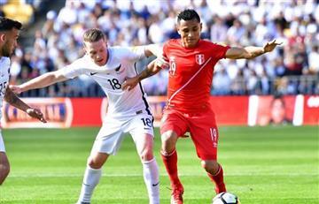 Perú vs. Nueva Zelanda: Transmisión EN VIVO por TV