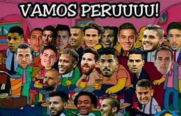 Los mejores memes de la clasificación de Perú, dedicados a Chile