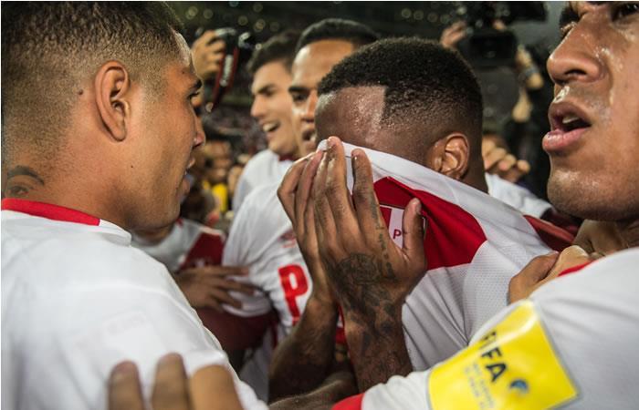 Perú: Las fotos que nadie vio y emocionan a los amantes del fútbol