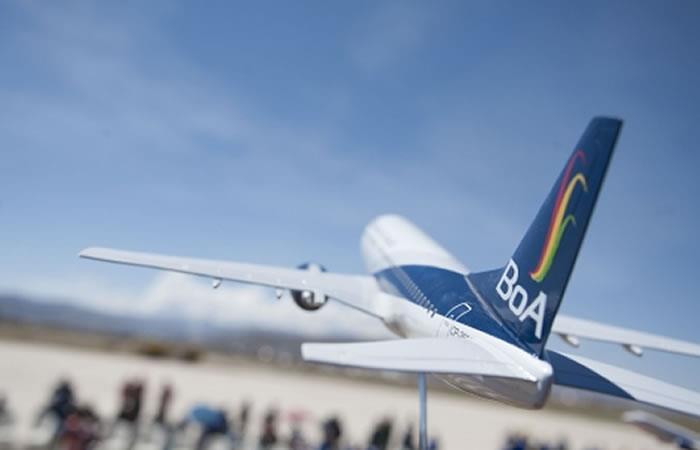 BoA amplía oferta de vuelos con aviones de 140 pasajeros