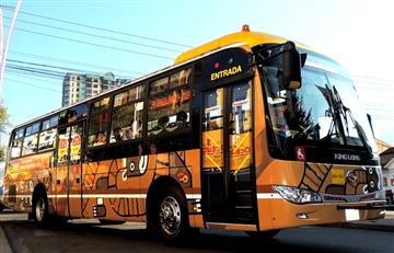 Abren licitación para adquirir 72 nuevos buses PumaKatari