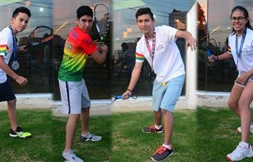 El raquetbol va por el oro en los Juegos Bolivarianos