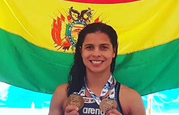 Juegos Bolivarianos: Karen Tórrez logró la primera medalla de oro para Bolivia
