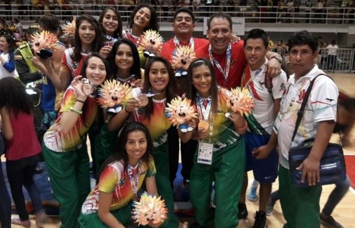 Juegos Bolivarianos: Bolivia obtuvo bronce en basquetbol femenino