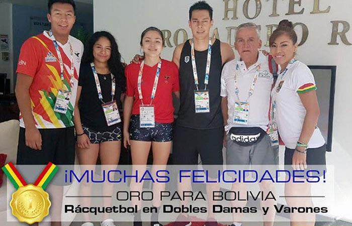 Presidente destaca generación de campeones tras los Juegos Bolivarianos