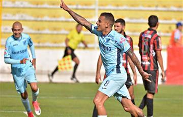 Bolívar se perfila hacia el campeonato del fútbol boliviano