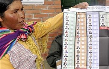 Elecciones: ¿Texto dentro de la casilla del candidato será voto válido?