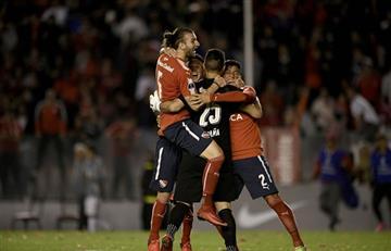 Sudamericana: Independiente es el primer finalista y espera a Junior o Flamengo