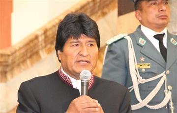 Morales afirma que fallo del TCP fortalece el sistema democrático en Bolivia