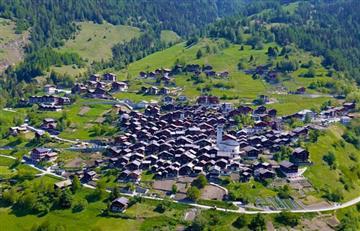 Albinen, el pueblo suizo que quiere pagar a quienes vivan ahí