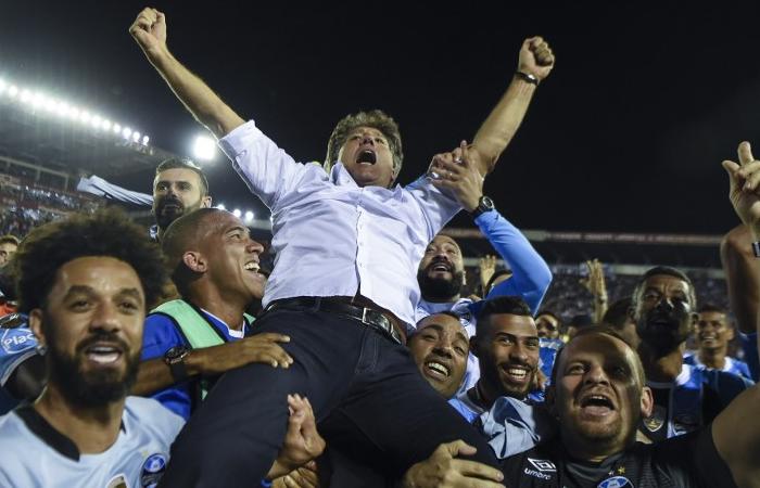 Libertadores: Gremio se impuso ante Lanús y obtiene su tercera copa