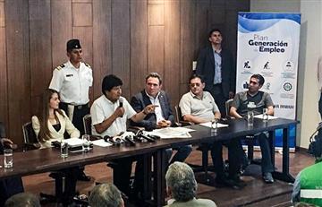 Evo Morales le responde a EE.UU. tras su pedido a negar un cuarto mandato