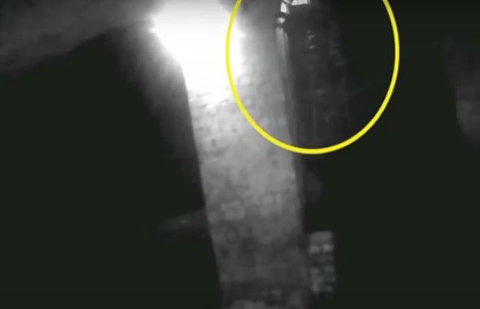 Video: Investigador paranormal asegura haber captado un fantasma